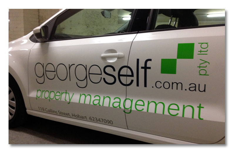 CAR WRAP COST – PRICING ON CAR SIGNAGE basic lettering