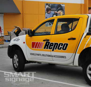 VEHICLE GRAPHICS – Repco