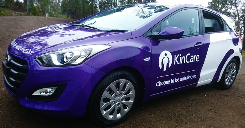 Smart Signs Kin Care Full Wrap